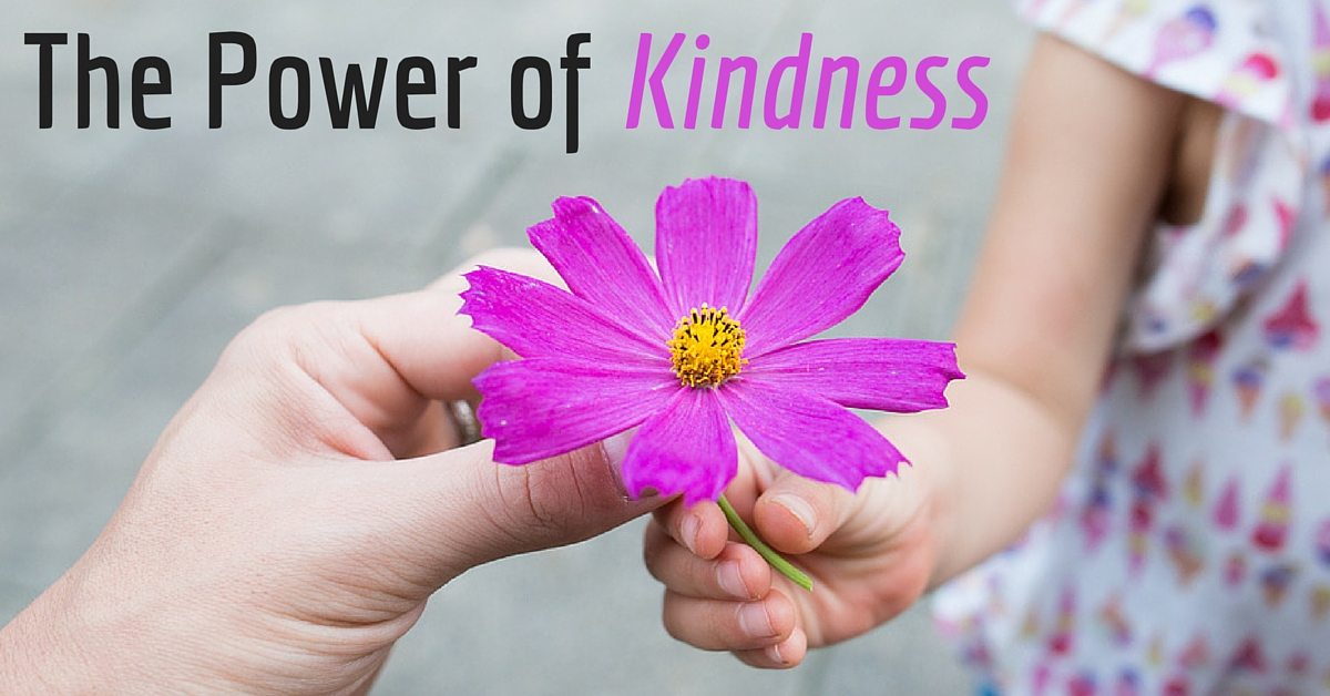 The Power of Kindness- (1)